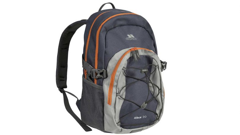 Best medium sized Rucksack - Trespass Albus 30L Backpack