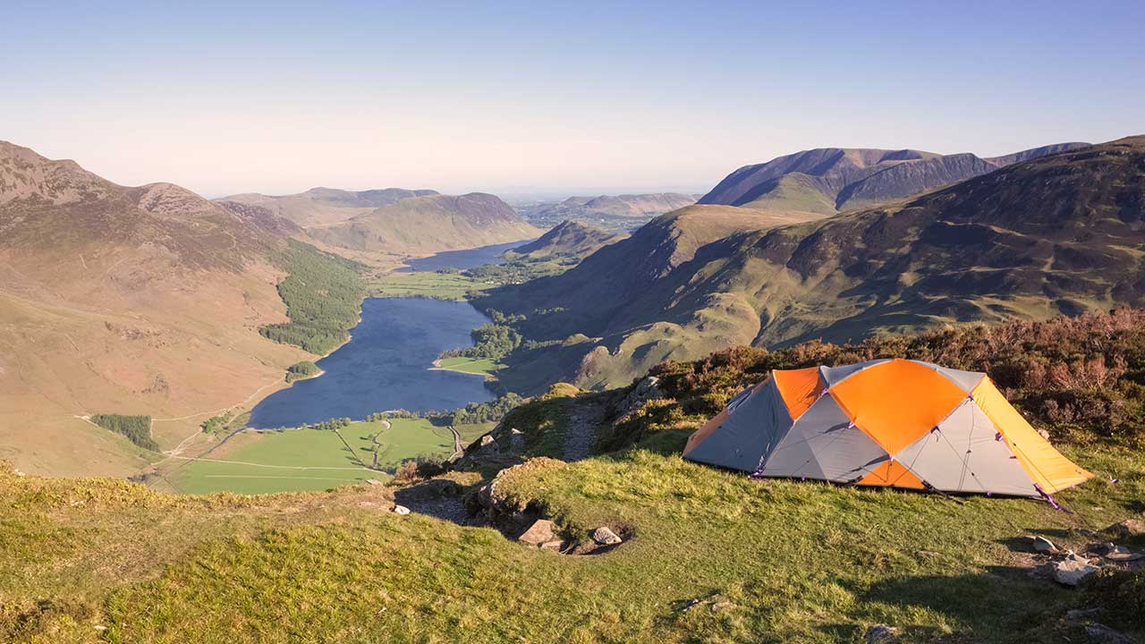 Best UK Wild Camping Sites - Please tell no one shhhh