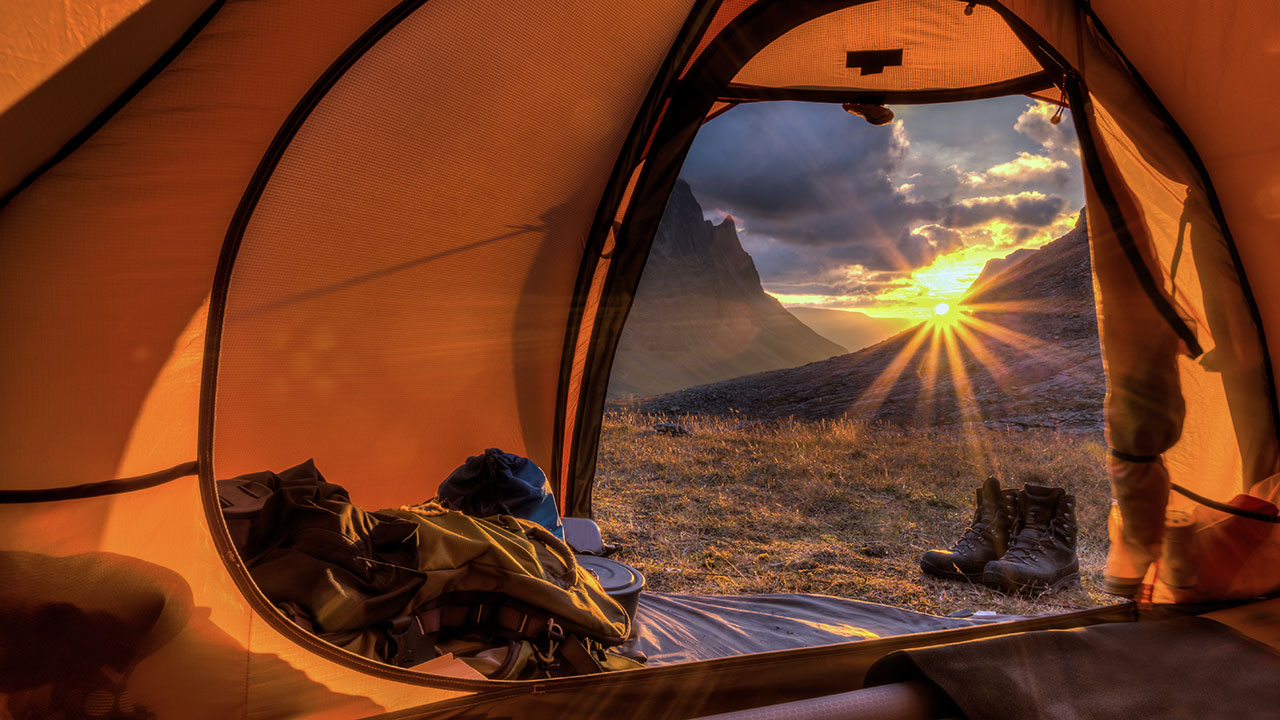 camping things to bring on a staycation holiday at home campsites trekking equipment