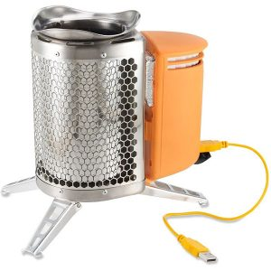BioLite CampStove camp cooking stove camping things to take trekking camping gear