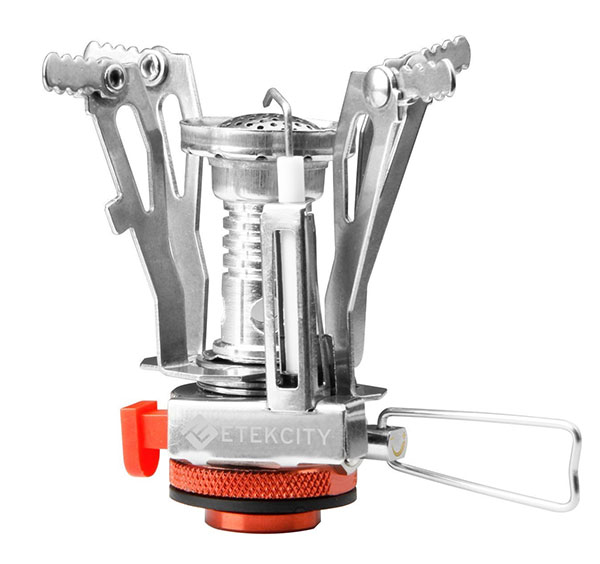Best Gas Camp Stove For Trekking Etekcity Ultralight