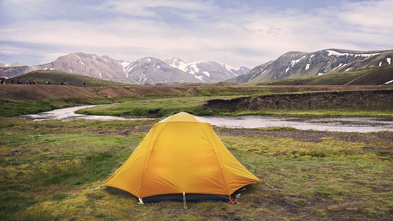 best 2 man hiking tent uk