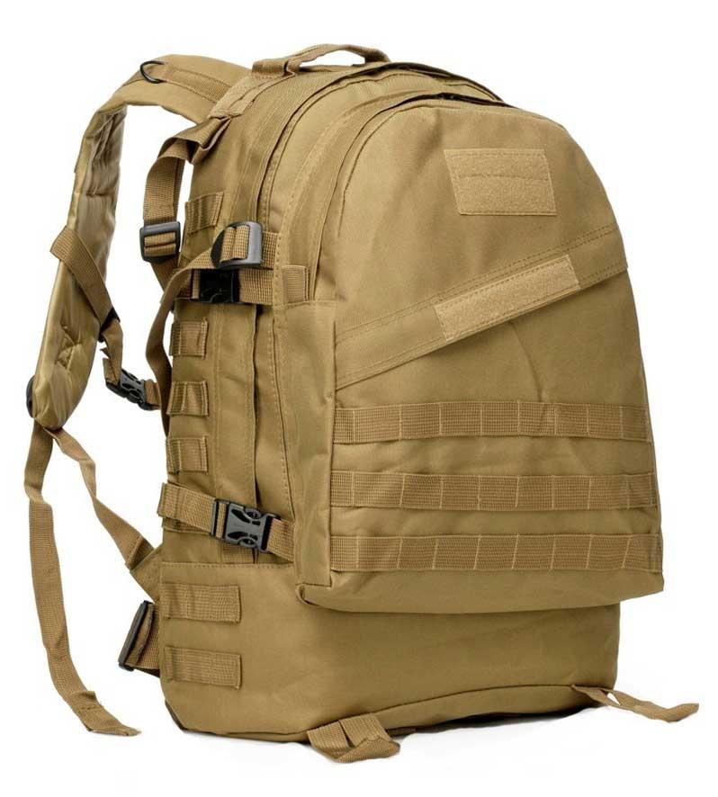 wocharm 40l molle outdoor military rucksack for trekking ...