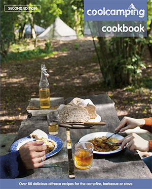 Cool Camping Cookbook for trekking cook book for campfire cooking for family trekking cook book