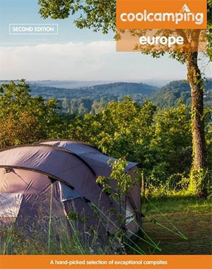 Cool Camping book on European campsites in europe Campsites and Camping Experiences in Europe campsite book