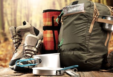 Our top 5 best camping gadgets for hiking camping things to take trekking tools for backpack kit