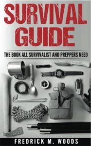 Survival Guide Book All Survivalist and Preppers Need to pack for camping book for trekking usa hiking book