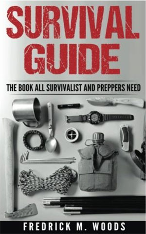 Survival Guide Book All Survivalist and Preppers Need to pack for camping book for trekking usa hiking book Survival Guides