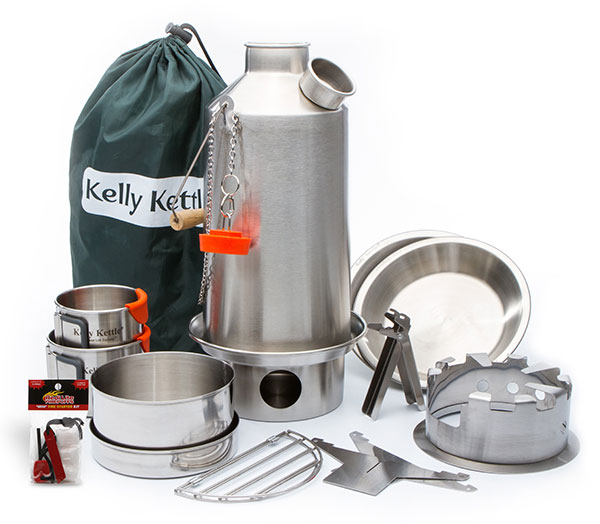 Cooking Sets Ultimate Base Camp Kelly Kettle Kit Best Camping Stoves Cook Set For Trekking