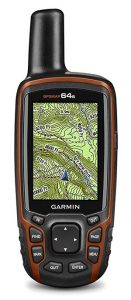 best GPS navigation aid Garmin 64S Handheld GPS compass with TOPO UK Map gps with-Barometric Altimeter and 3 Axis Compass