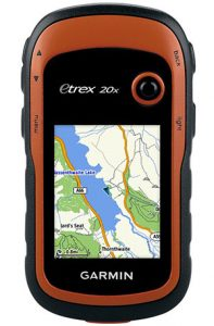 best GPS navigation aid for trekking equipment Garmin eTrex 20x Handheld GPS Unit with TopoActive Western Europe Maps for hiking