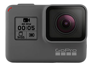 GoPro HERO5 Action Camera camping things to take on adventure holiday action camera for mountain biking camping bluetooth speaker