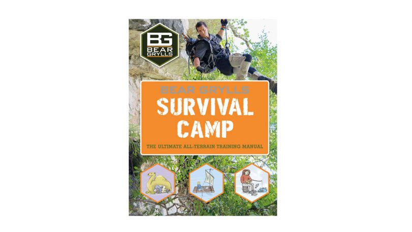 Bear Grylls World of Adventure Survival Camp book camping things to take trekking america