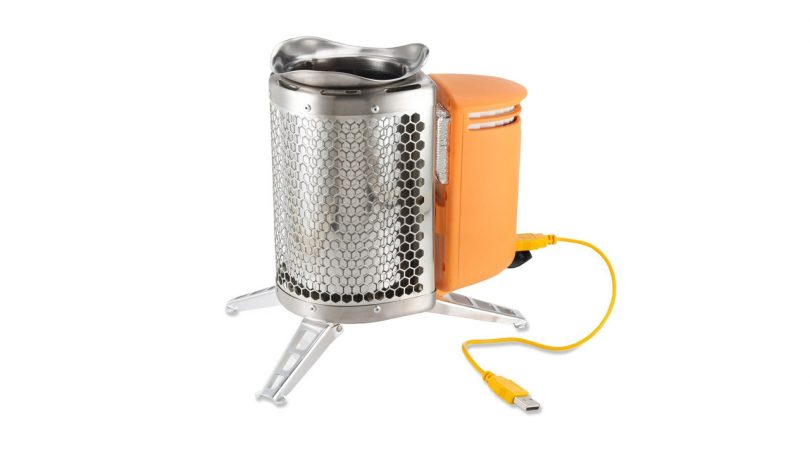BioLite CampStove camp cooking stove camping things to take trekking