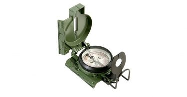 Cammenga Official US Miltary Tritium Lensatic Compass Clam Pack by Cammenga camping things to take trekking