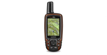 Garmin 64S Handheld GPS with TOPO UK Ireland Light Map with Barometric Altimeter and 3 Axis Compass
