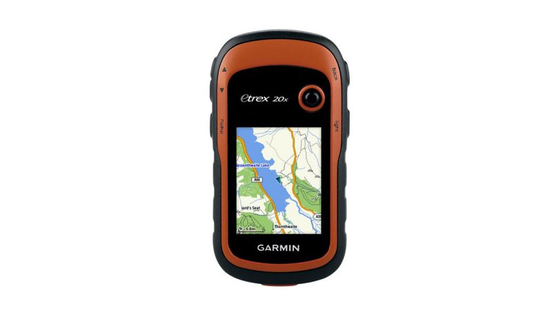 Garmin eTrex 20x Handheld GPS Unit with TopoActive Western Europe Maps camping things to take trekking