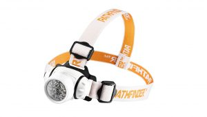 PATHFINDER 21 LED Headlamp for trekking Headlight for camping things to bring to a festival headtorch