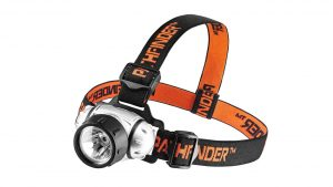 PATHFINDER XP E Q4 CREE LED Headlamp for trekking Headlight for camping things to take hiking