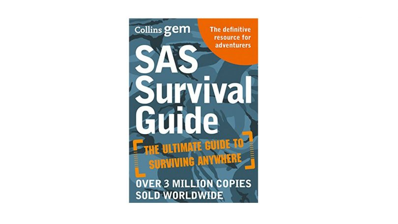 SAS Survival Guide How to Survive in the Wild best camping books camping things to go trekking with