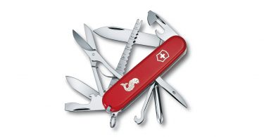Victorinox 1473372 Army Knife Fisherman multitool leatherman camping things to bring in backpack