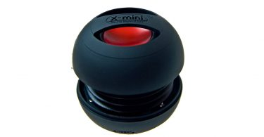 X Mini II 2nd Generation Capsule Speaker camping things to pack for a festival