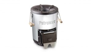 camp cooking stove Petromax Rocket Oven stove camping things to take on camp trip