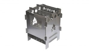 camp cooking Bushbox Outdoor Pocket Stove camping things to pack for kitchen campsite