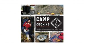camp cooking book in the wild wendy grater camping things to take trekking