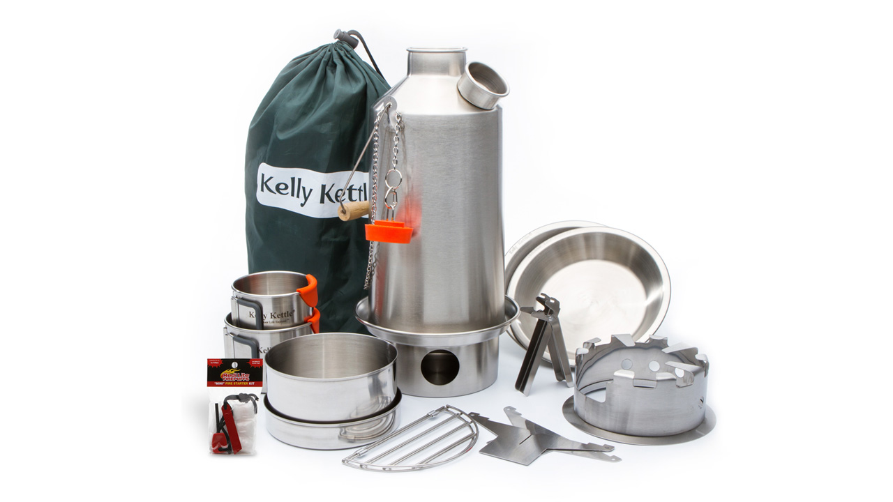 5 best camping cooking sets expert review kelly kettle kit for Kitchen kit set
