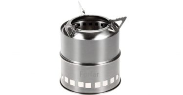 camping things to bring for campsite cooking Forfar Camping Stove Portable Stainless Steel Stove