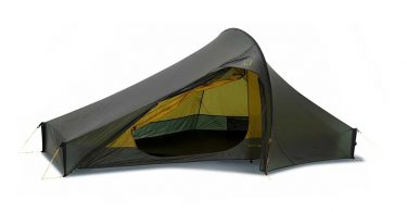 Best TWO man tents camping things to take trekking Nordisk Telemark 2 ULW tent for backpacking