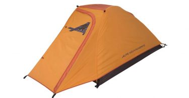 Best EXTREME adventure tents camping things to take trekking gear ALPS Mountaineering Zephyr 1 Person Tent for hiking