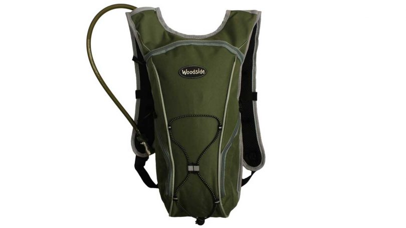 Hydration Pack and Bladder camping things to pack for trekking Woodside 2 Litre Hydration Pack Water Rucksack Backpack