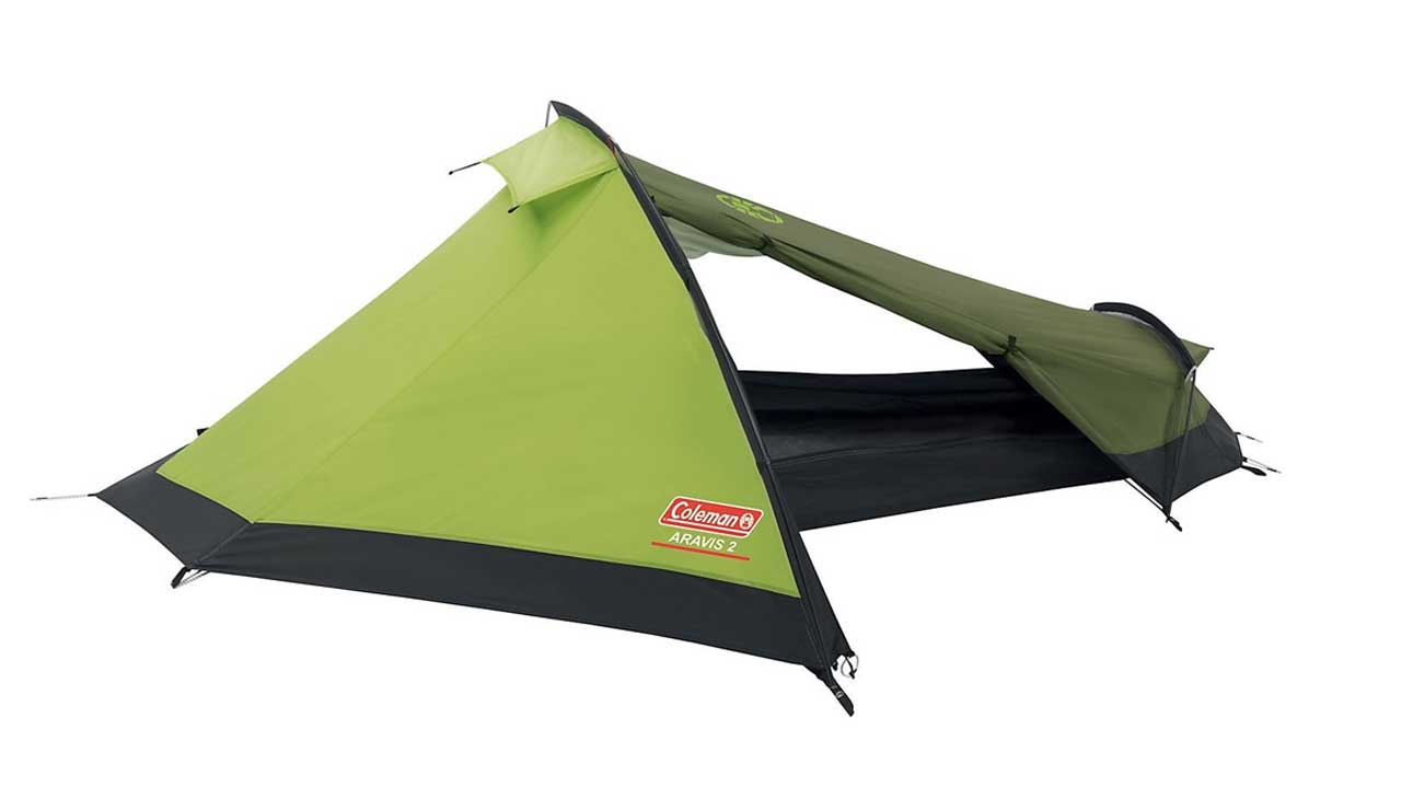 Coleman Aravis 2 Person Tent  sc 1 st  C&ing Things & Top 5 Best Camping Tents - Coleman Aravis 2 Person Tent