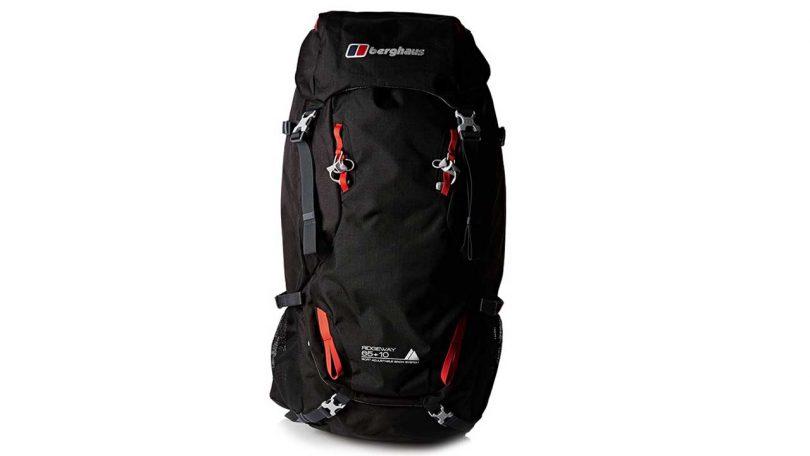 Best EXTRA LARGE Backpack & Rucksacks over 75L camping things to take in backpack Berghaus Mens Ridgeway Rucksack