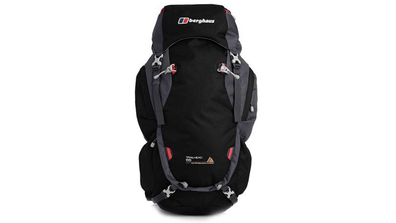 Best LARGE Backpack & Rucksacks up to 75L camping things to bring in a backpack Berghaus Mens Trailhead 65 Rucksack
