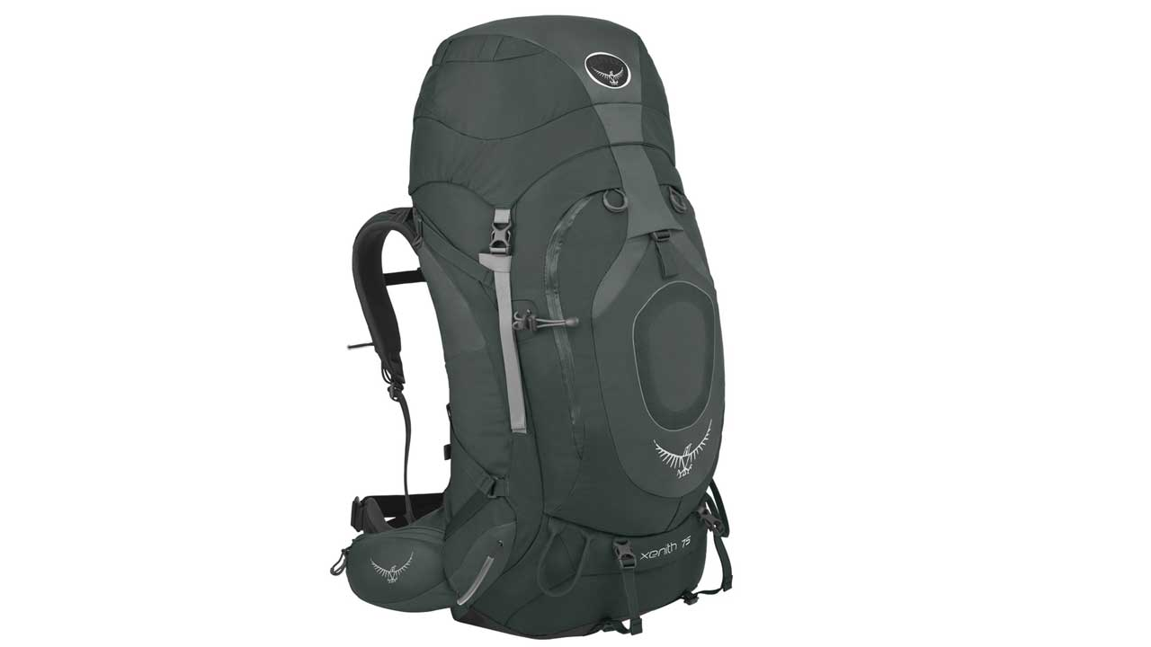 Рюкзак osprey xenith 75 как сшитт рюкзак