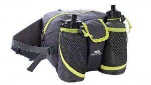 Top 5 SMALL day bags and waist packs camping things to take trekking Trespass Waikaka Bumbag for hiking