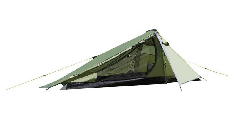 best single man tent 2017