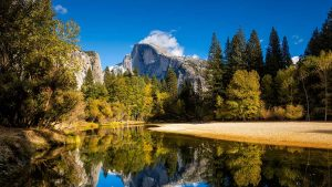 Hiking America adventure Trekking America explore usa national parks pack camping things for hunting and fishing