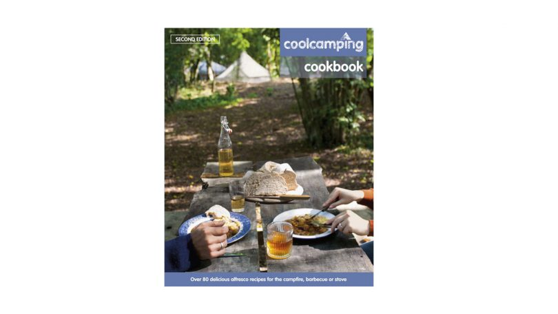 Cool Camping Cookbook wild camping books camping things to pack in rucksack