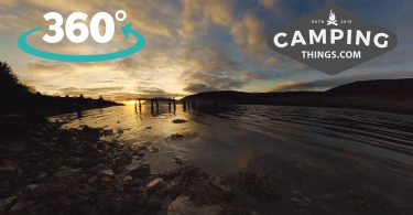 Loch Linnhe camping best picnic site scotland camping glen coe trekking kit for hiking camping things
