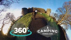 Old Inverlochy Castle camping fort william camping things scotland walking tour kit hiking gear