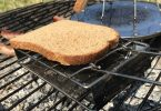 camping toaster camp toast fire toasting kit make toast campsite cooking